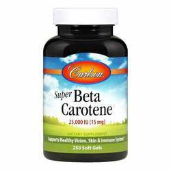 Carlson Labs Super Beta Carotene