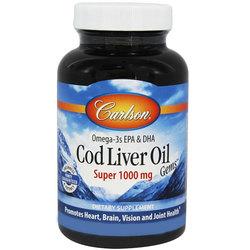 Carlson Labs Super Cod Liver Oil