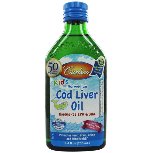 Kid's Norwegian Cod Liver Oil