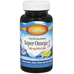 Carlson Labs Super Omega-3 Gems