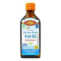 Carlson Labs Kid's Norwegian The Very Finest Fish Oil
