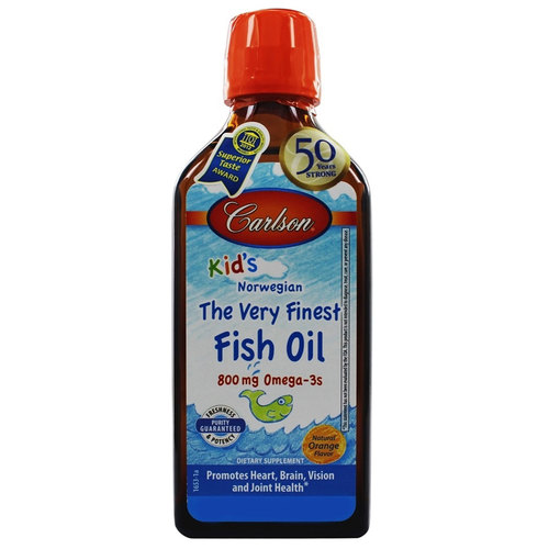 Kid's Norwegian Fish Oil