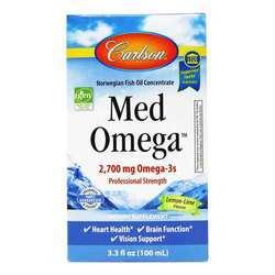 Carlson Labs Med Omega