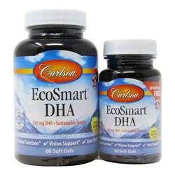 Carlson Labs EcoSmart DHA Pack