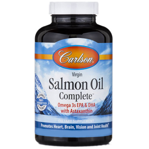 Virgin Salmon Oil Complete