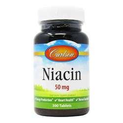 Carlson Labs Niacin