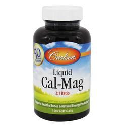 Carlson Labs Liquid Cal-Mag