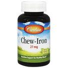 Carlson Labs Chew Iron