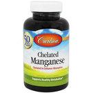 Carlson Labs Chelated Manganese
