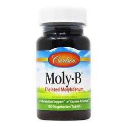 Carlson Labs Moly-B Chelated Molybdenum