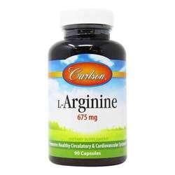 Carlson Labs L-Arginine