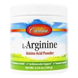 Carlson Labs L-Arginine Amino Acid Powder