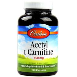 Carlson Labs Acetyl L-Carnitine