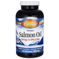 Carlson Labs Norwegian Salmon Oil
