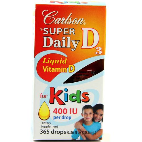 Super Daily D3 For Kids