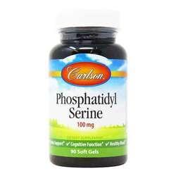 Carlson Labs Phosphatidyl Serine 100 mg