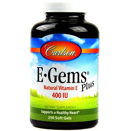 E-Gems Plus 400 IU
