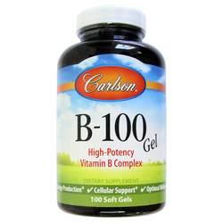 Carlson Labs B-100 Gel