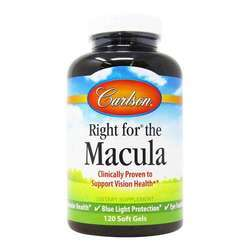 Carlson Labs Right for the Macula