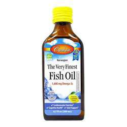 Carlson Labs Norwegian The Very Finest Fish Oil