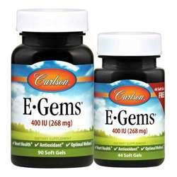 Carlson Labs E-Gems Plus