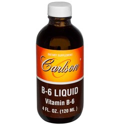Carlson Labs Vitamin B-6 Liquid