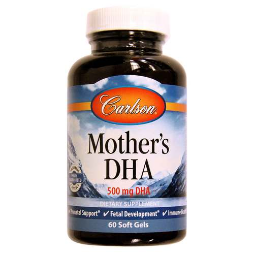Mother's DHA