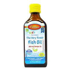 Carlson Labs Norwegian The Very Finest Fish Oil for Kids