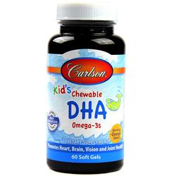 Carlson Labs Chewable DHA for Kids