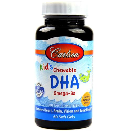 Chewable DHA for Kids