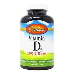 Carlson Labs Vitamin D3