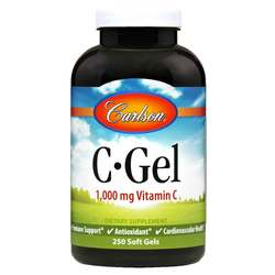 Carlson Labs C Gel