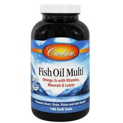 Carlson Labs Fish Oil Multi