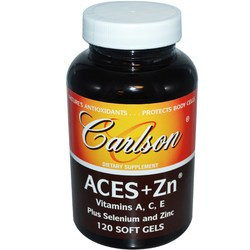 Carlson Labs Aces w. Zinc