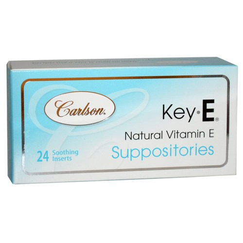 Key E Suppositories