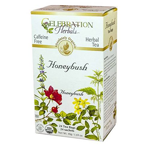 Celebration Herbals Herbal Tea Honeybush - 24 Bags