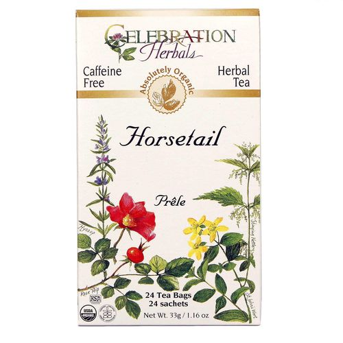Organic Horsetail Tea