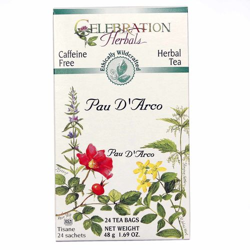 Pau D'Arco Inner Bark Tea