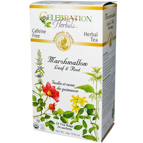 Marshmallow Leaf and Root Herbal Tea