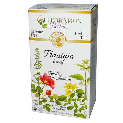 Organic Plantain Leaf Tea