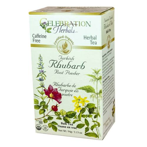 Celebration Herbals Herbal Tea Rhubarb - Turkish Root - 3.14 oz Powder - 19162_01.jpg