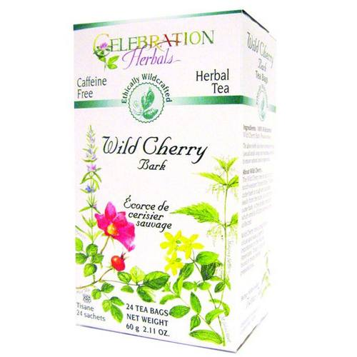 Wild Cherry Bark Tea
