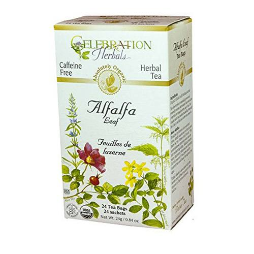 Celebration Herbals Herbal Tea Alfalfa - Leaf - 24 bags - 52234_01.jpg