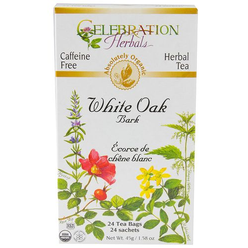 White Oak Bark Tea Organic