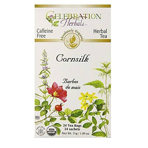 Celebration Herbals Herbal Tea Corn Silk - 40 grams Loose Leaf