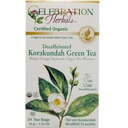 Celebration Herbals Green Tea