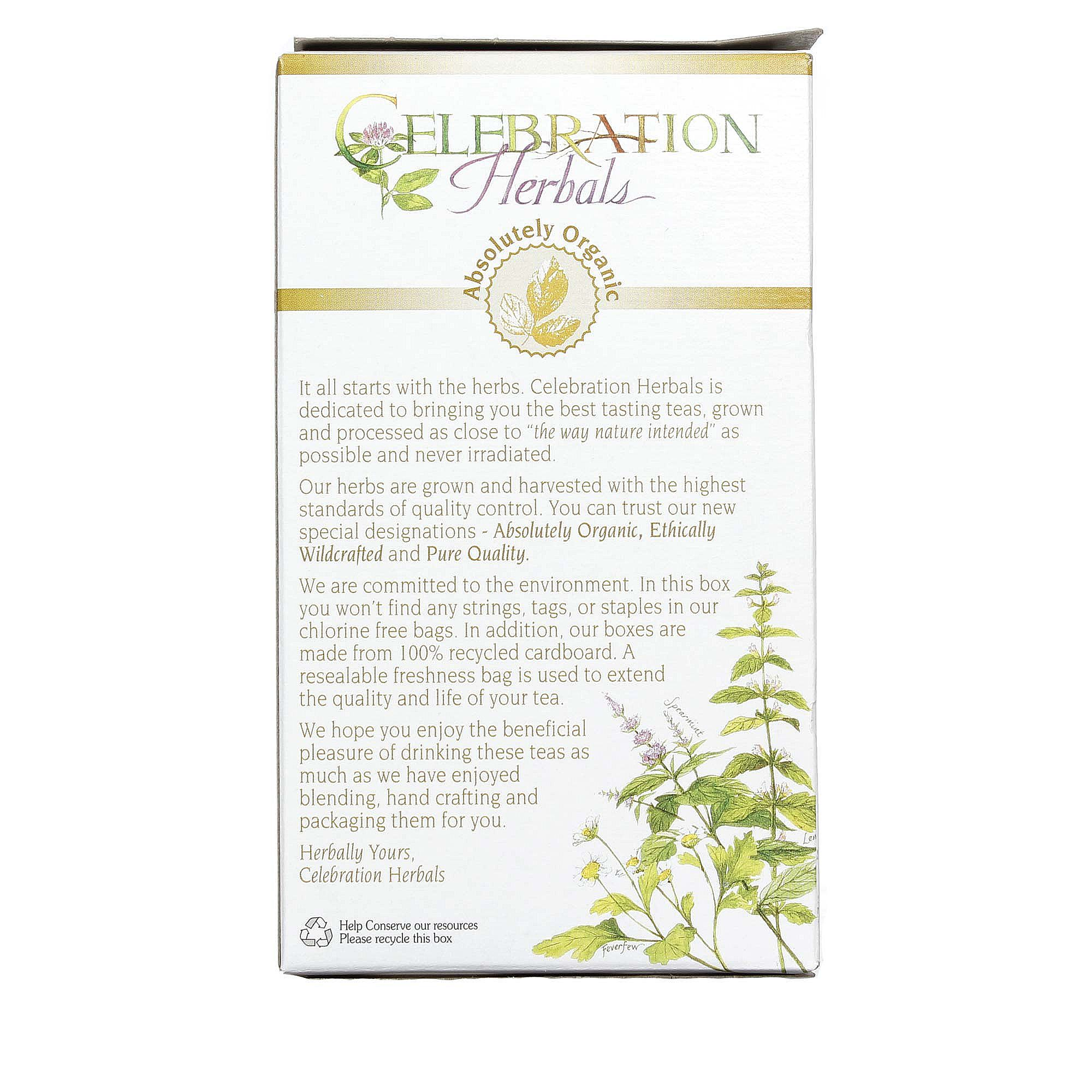 Celebration Herbals Cat S Claw Tea