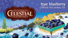 Celestial Seasonings True Blueberry Herbal Tea