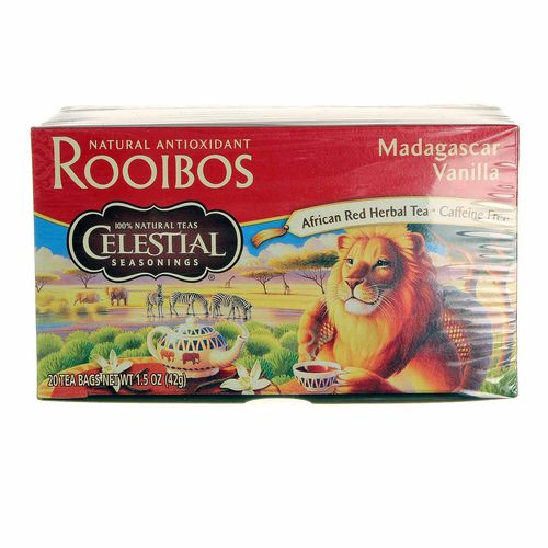 Madagascar Vanilla Red Rooibos Tea