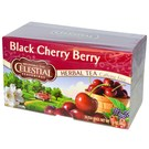 Celestial Seasonings Negro Cherry Berry Negro Cereza 20 Bolsas